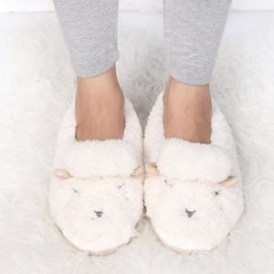 Cozy Counting Sheep Slippers